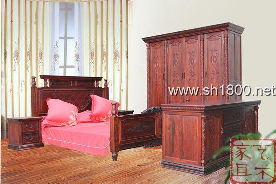 卧室红木家具