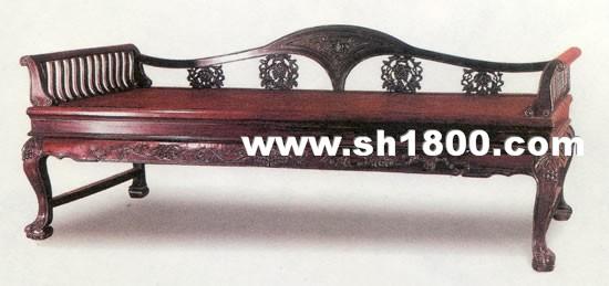 漆工和沙发工,生产西式古典家具