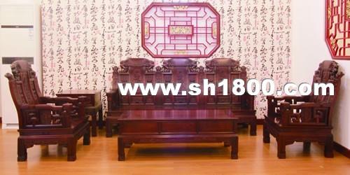 锦翔红木万象系列客厅沙发家具